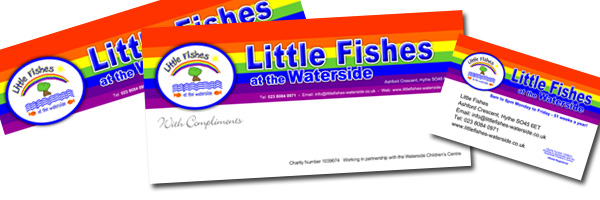 Letterhead - Compliment Slip and Business Card